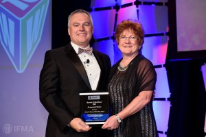Teena IFMA Distinguished Member Award